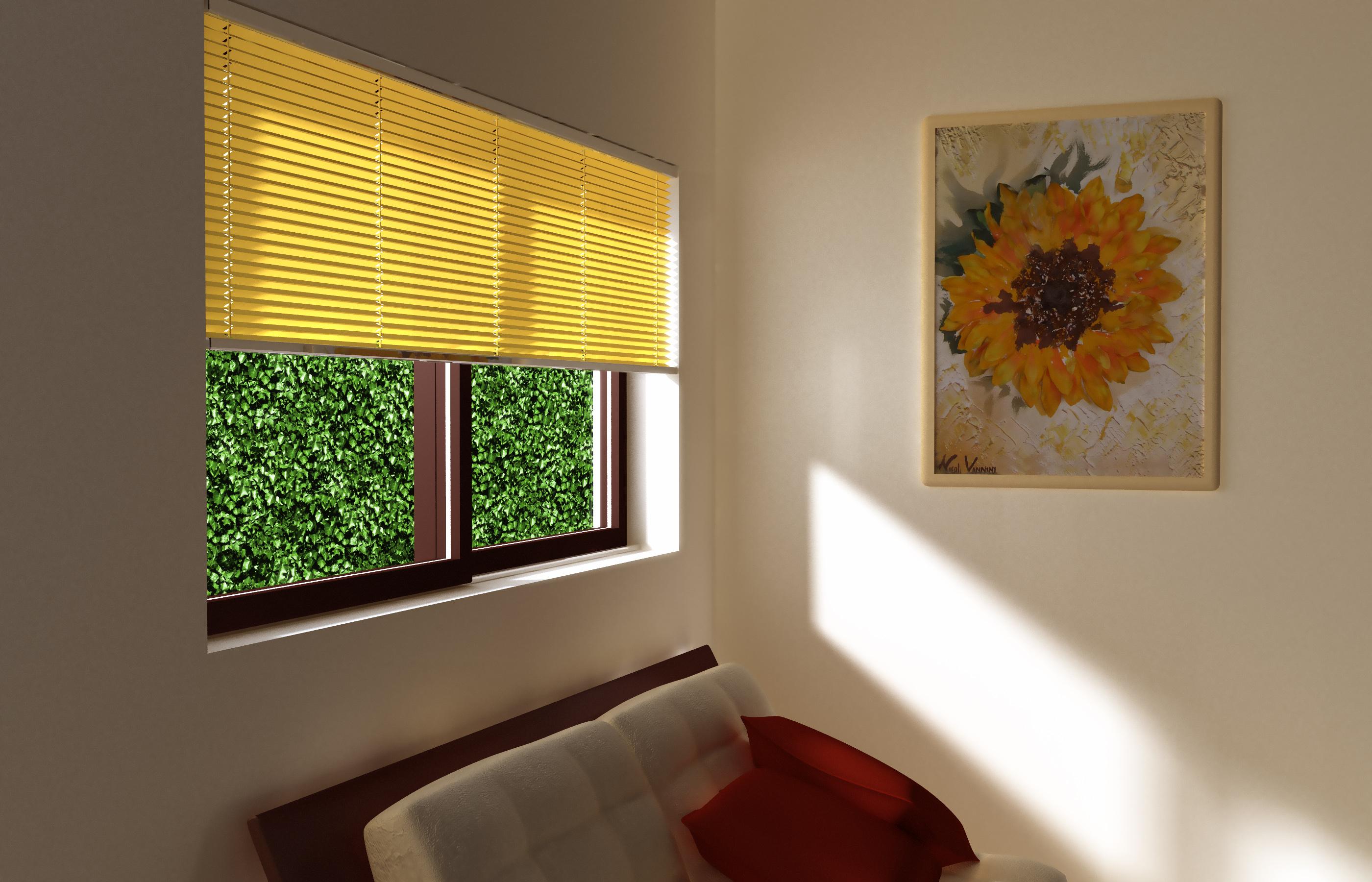 Zanzariere e tende oscuranti - Tende finestre pvc ...