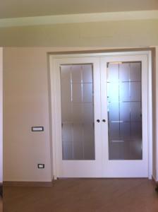 Infissi interni - Vetro porta interna ...