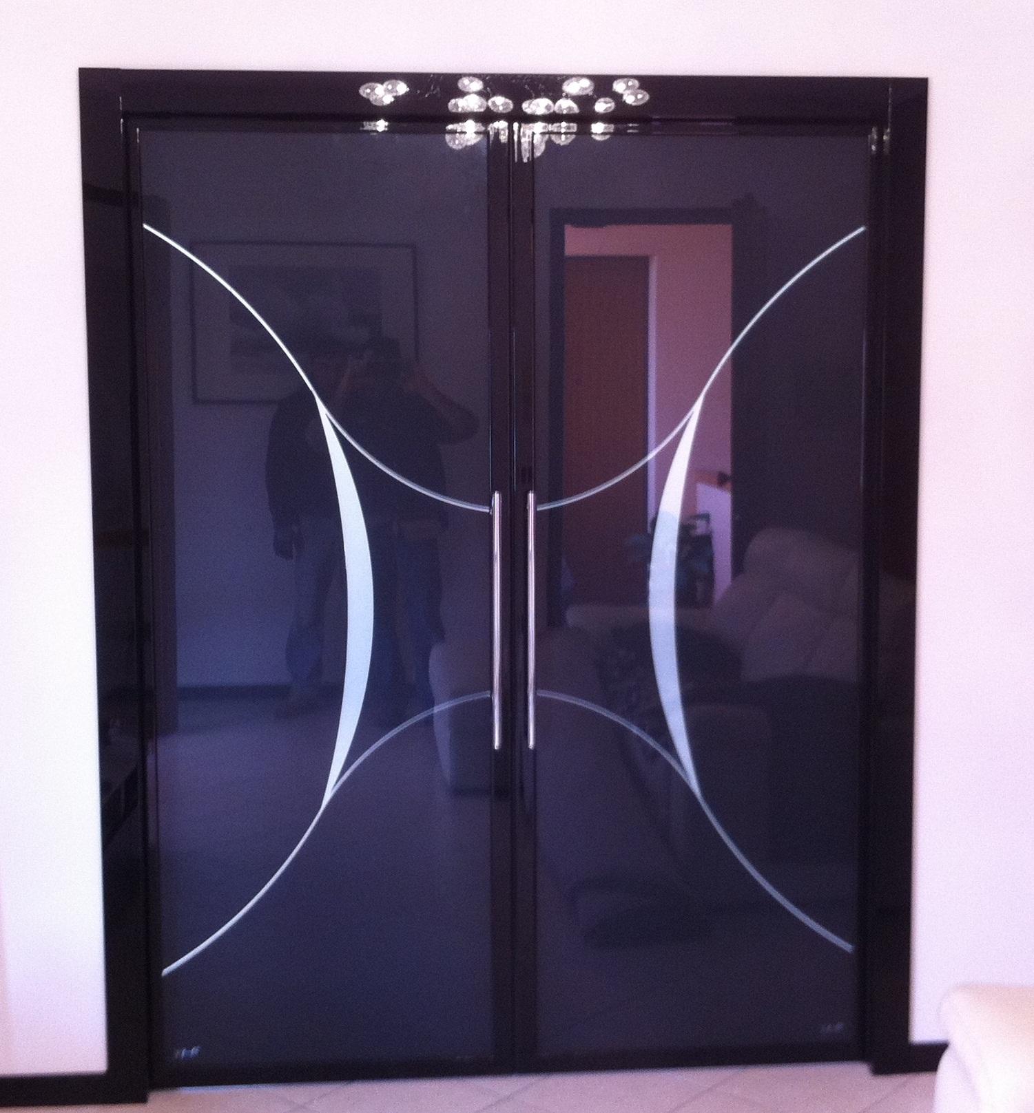 Porte scorrevoli in vetro garofoli affordable porte for Porte scorrevoli in vetro garofoli